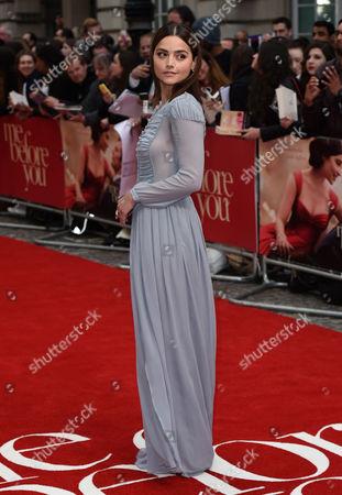 Stock Photo of Jenna Coleman