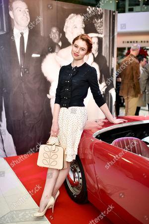 Stock Photo of Sarah Winter