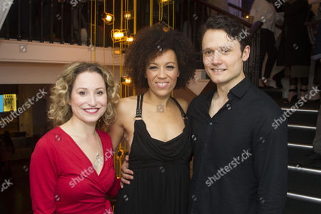 Carrie Taylor Johnson, Ebony Molina and Tim Hodges