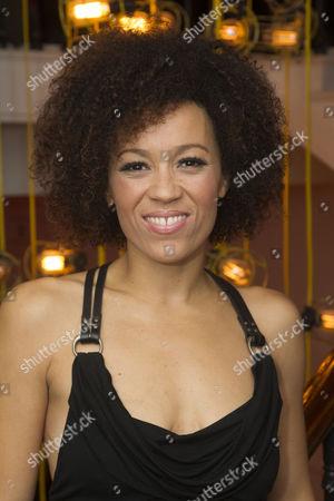 Stock Photo of Ebony Molina