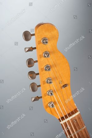Editorial photo of Guitar Product Shoots