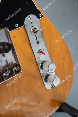 Editorial image of Guitar Product Shoots