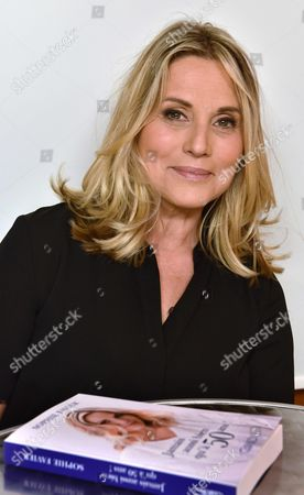 Stock Photo of Sophie Favier