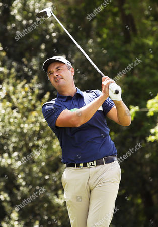 Simon Khan during the BMW PGA Championship Day One played at the Wentworth Club, Surrey on 26th May 2016