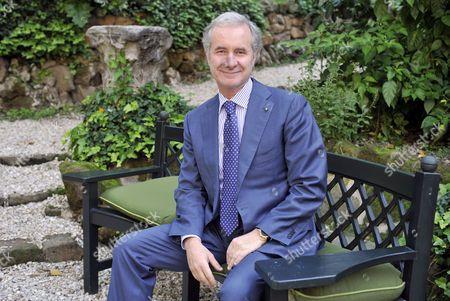 Stock Picture of Fabrizio Freda
