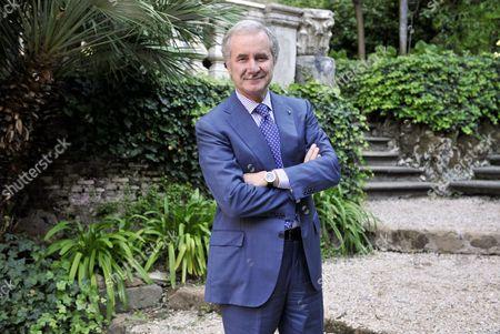 Stock Image of Fabrizio Freda