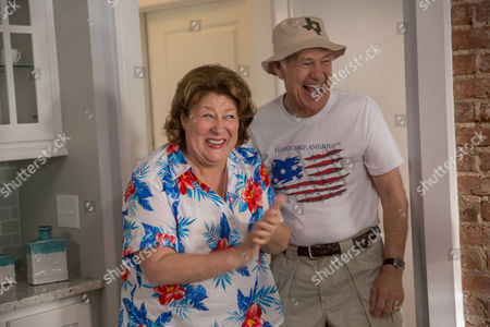 Stock Picture of Margo Martindale, Robert Pine