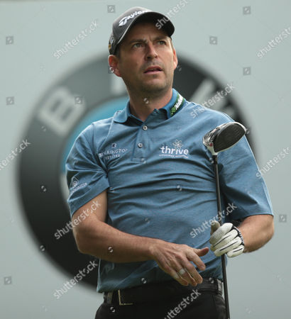 David Howell during The BMW PGA Championship at Wentworth Club on 26th May 2016