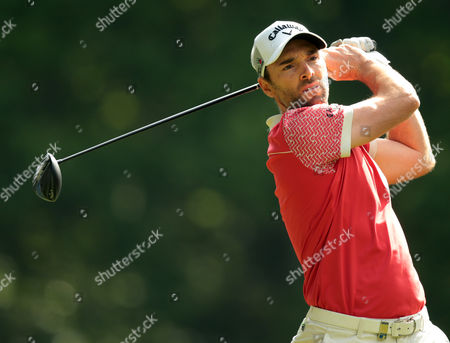 Oliver Wilson during The BMW PGA Championship at Wentworth Club on 26th May 2016