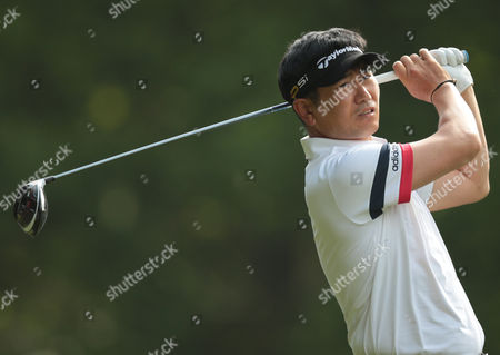 Y E Yang during The BMW PGA Championship at Wentworth Club on 26th May 2016