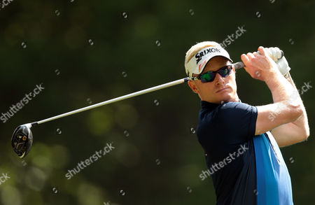 Simon Dyson during The BMW PGA Championship at Wentworth Club on 26th May 2016
