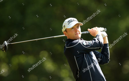 Michael Hoey during Day One The BMW PGA Championship at Wentworth Club on 26th May 2016