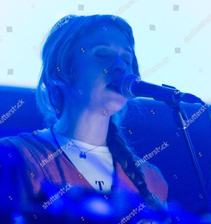 Stock Picture of Holly Herndon