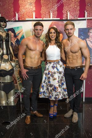 Editorial photo of Ann Summers 'face of swimwear' Vicky Pattison meet and greet, Bluewater, Kent, Britain - 26 May 2016