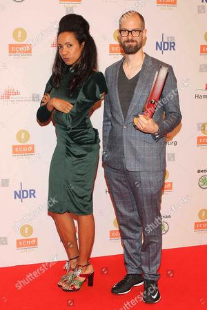 Editorial photo of Echo Jazz awards in Hamburg, Germany - 26 May 2016