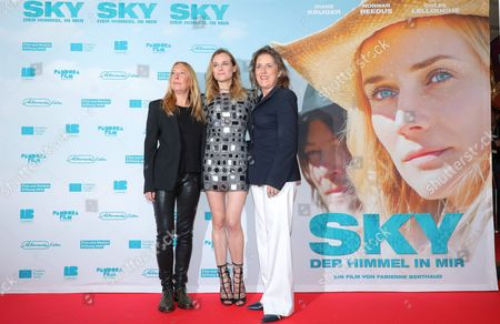 Editorial photo of 'Sky' film premiere, Berlin, Germany - 26 May 2016