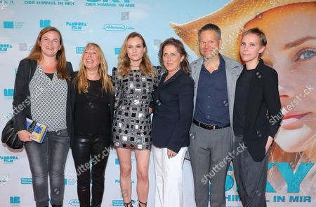 Editorial picture of 'Sky' film premiere, Berlin, Germany - 26 May 2016