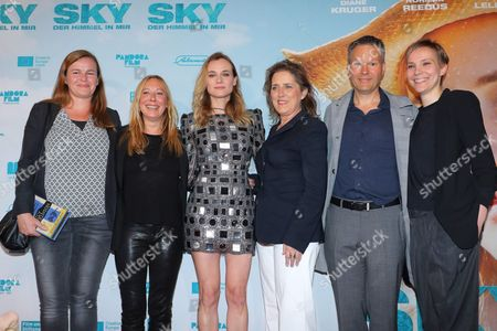 Editorial image of 'Sky' film premiere, Berlin, Germany - 26 May 2016