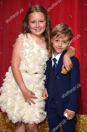 Stock Photo of Ela May Demircan and William Hall