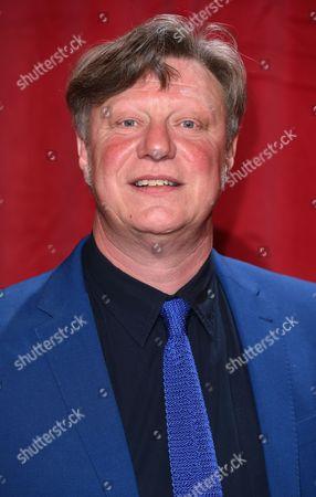 Stock Image of Ian Mercer