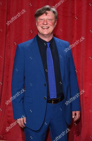 Stock Photo of Ian Mercer