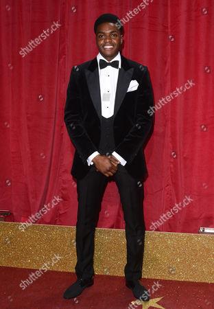 Stock Photo of Dwayne Boachie