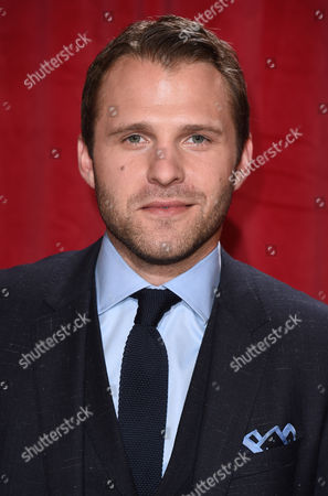 Stock Picture of Nick Rhys