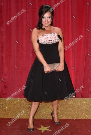 Editorial picture of The British Soap Awards, Hackney Town Hall, London, Britain - 28 May 2016