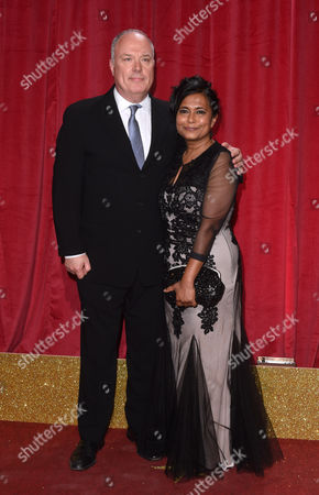 Stock Picture of Owen Brenman and Bharti Patel