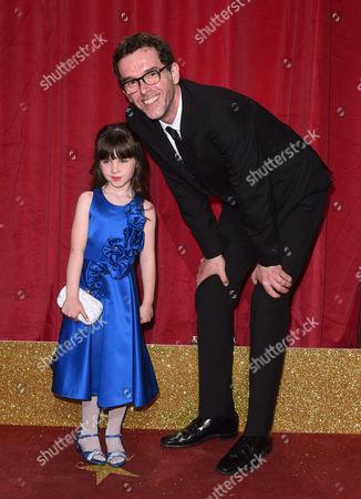 Amelia Flanagan and Mark Charnock