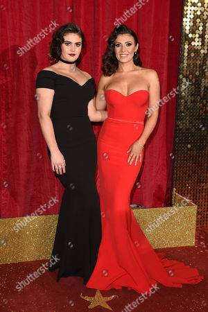Kym Marsh and daughter Emily Cunliffe