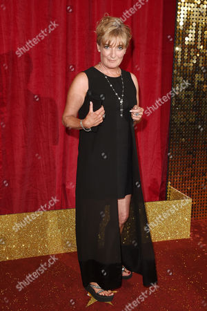 Editorial photo of The British Soap Awards, Hackney Town Hall, London, Britain - 28 May 2016