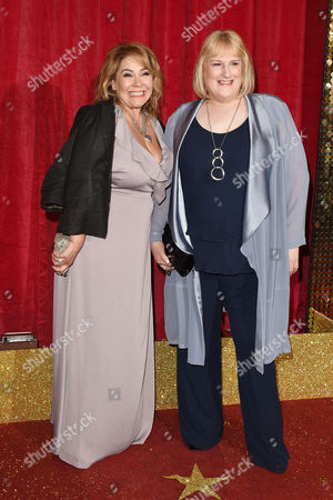 Nicole Barber Lane and Annie Wallace