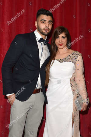 Sunjay Midda and Mandy Thandi