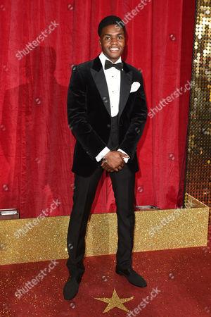 Editorial photo of The British Soap Awards, Hackney Town Hall, London, Britain - 28 May 2016