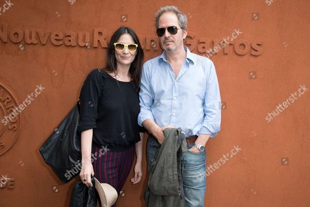 Geraldine Pailhas and Christopher Thompson