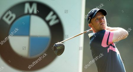 David Horsey during Day One The BMW PGA Championship at Wentworth Club on 26th May  2016