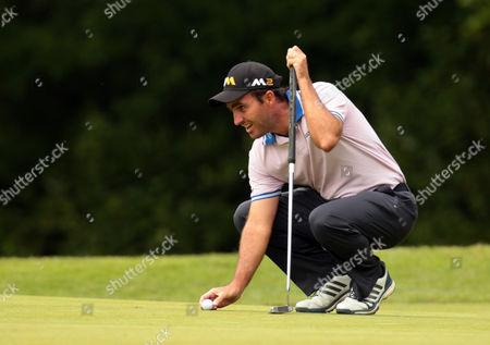 Edoardo MOLINARI  during Round 3 The BMW PGA Championship at Wentworth Club on 28th May  2016