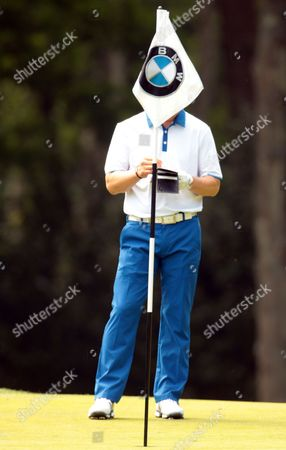 Y. E. YANG during BMW PGA Championship at Wentworth Club on 28th May  2016