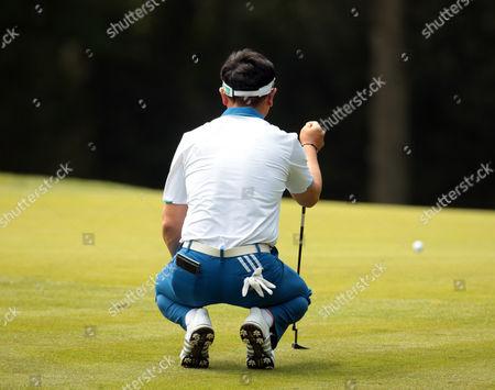 Editorial photo of Golf  BMW PGA Championship at Wentworth Club