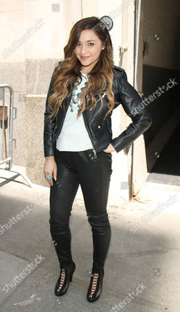 Alisan Porter at Aol Building