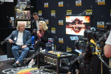 Editorial photo of MCM Comic Con, London, Britain - 27 May 2016