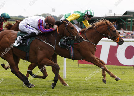 LAWLESS LOUIS and Josh Doyle Win the Scoop6 It´s A Rollover Novice Median Auction Stakes for trainer David O'Meara in second Ann Duffield's BENEDICTION ridden by Connor Beasley CATTERICK RACECOURSE