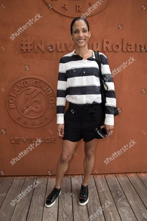 Editorial picture of French Open Tennis Tournament, Roland Garros, Paris, France - 28 May 2016