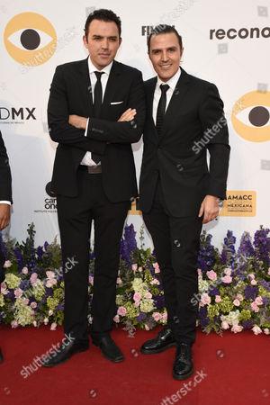 Fernando Rovzar and Billy Robzar