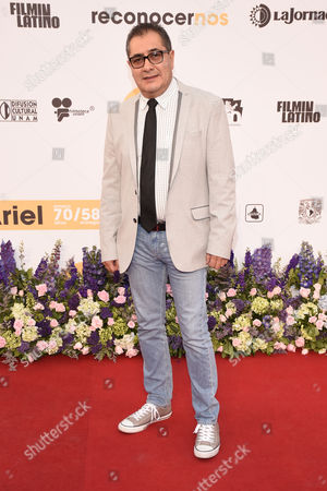 Editorial image of 58th Ariel Awards, Auditorio Nacional, Mexico City, Mexico - 28 May 2016