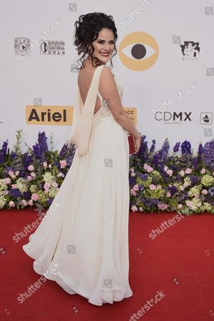 Stock Image of Tatiana del Real