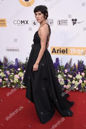 Stock Image of Ximena Ayala