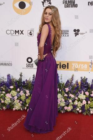 Stock Image of Candela Marquez