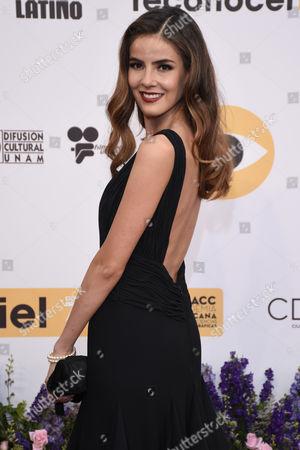 Stock Photo of Carla Cardona